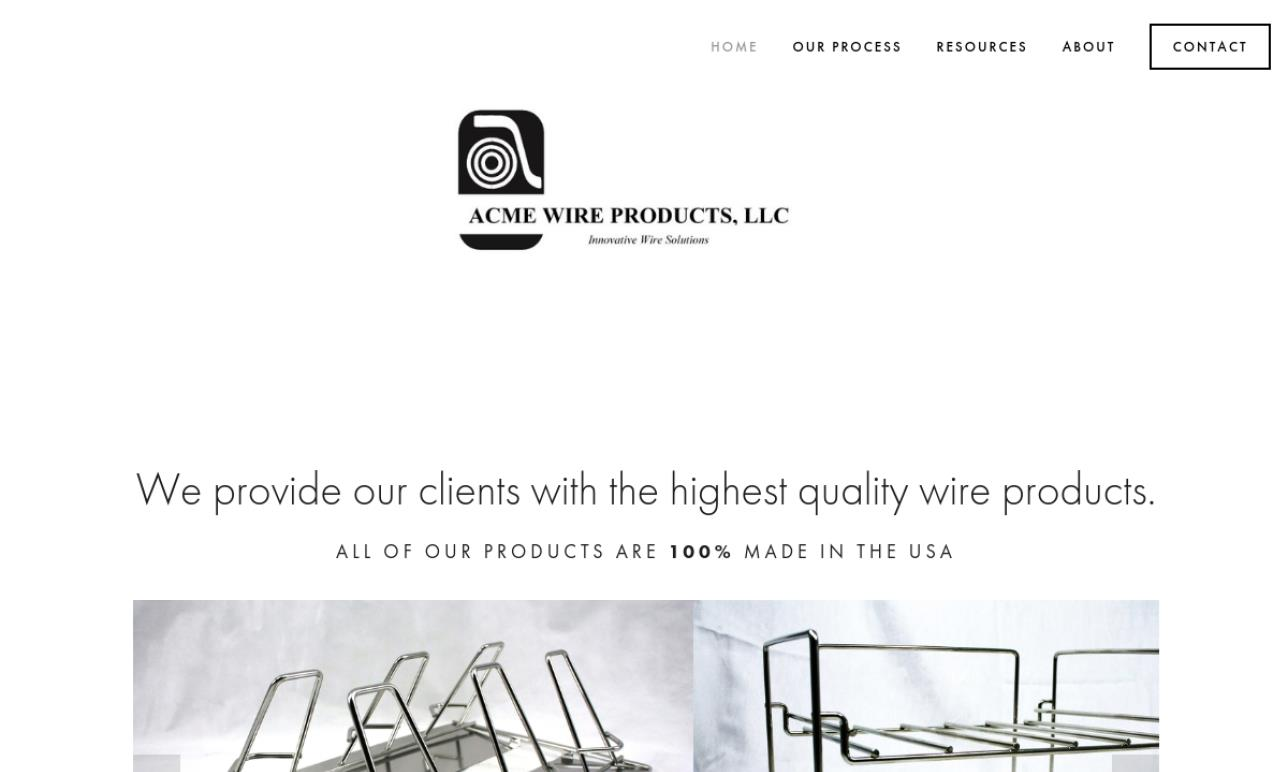 Acme Wire Products, LLC