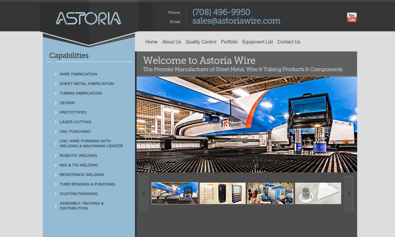 Astoria Wire & Metal Products