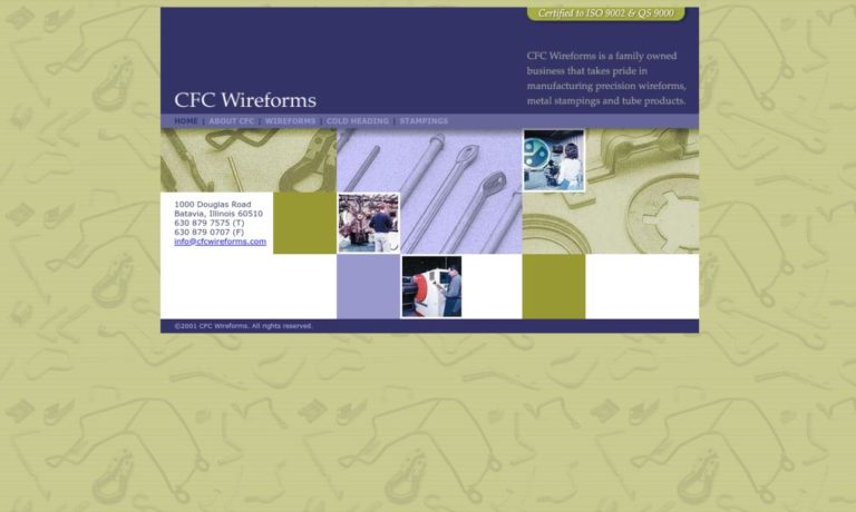 CFC Wireforms