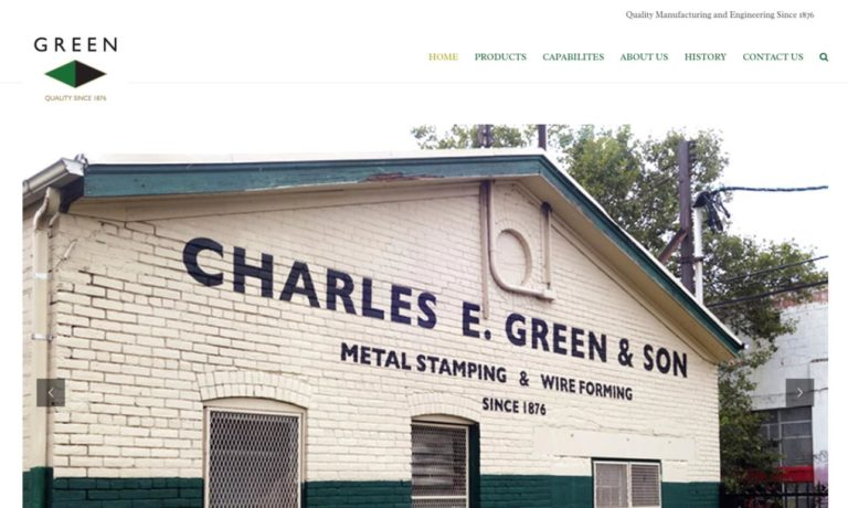 Charles E. Green & Son, Inc.