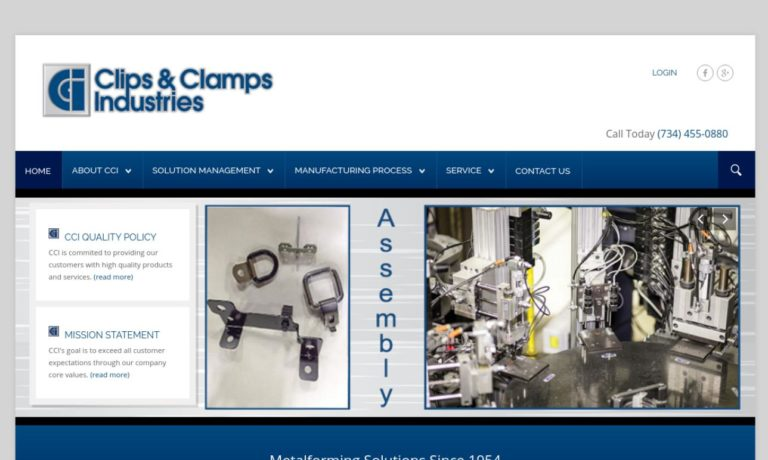Clips & Clamps Industries
