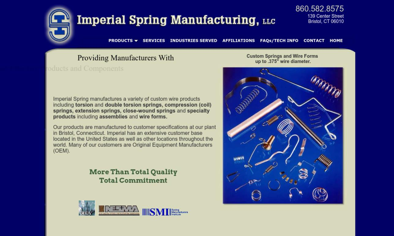 Imperial Spring Company, Inc.