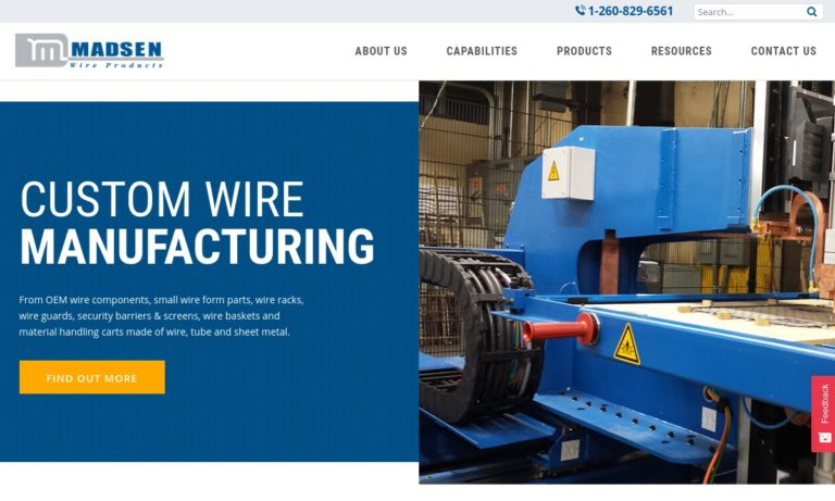 Madsen Wire Products