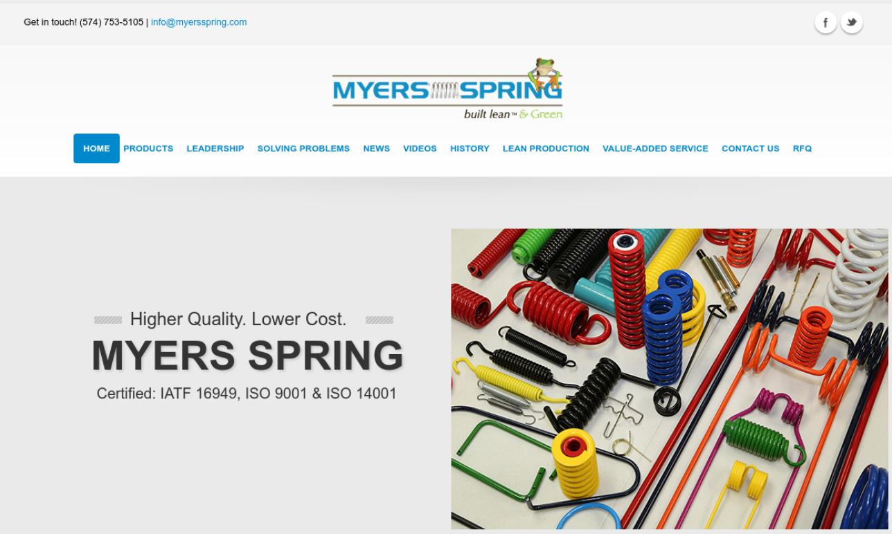 Myers Spring