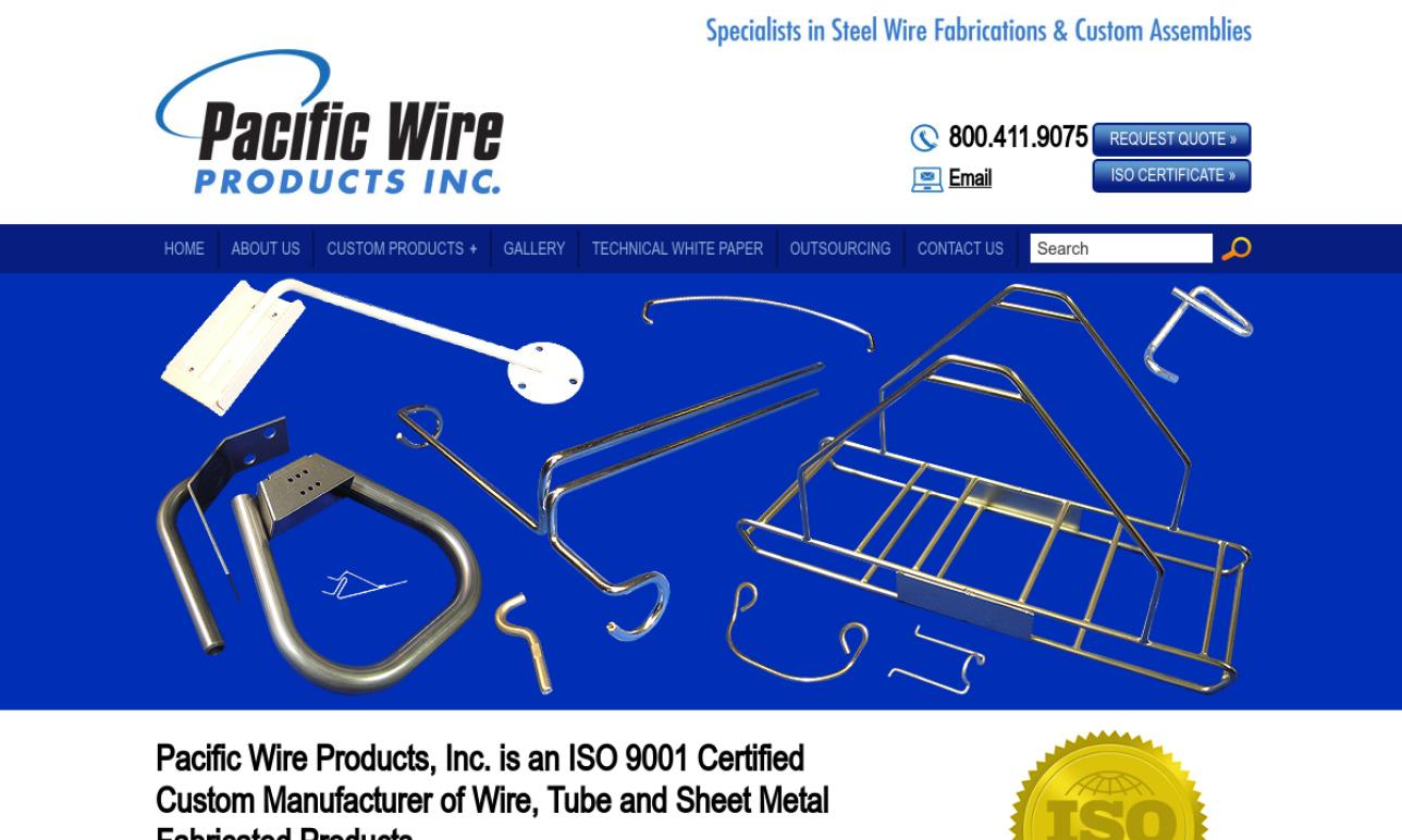 Pacific Wire Products, Inc.