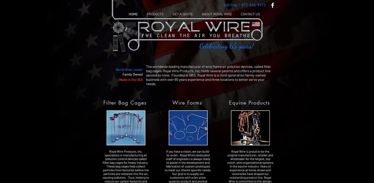 Royal Wire Products, Inc.
