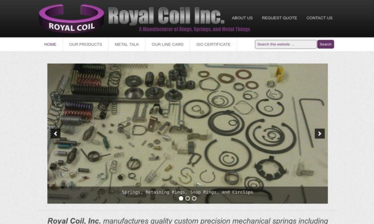 Royal Coil, Inc.