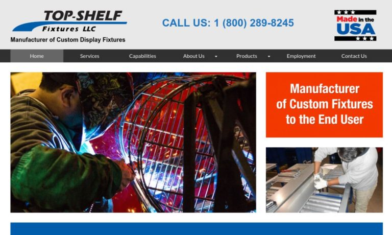 TOP-SHELF FIXTURES, LLC