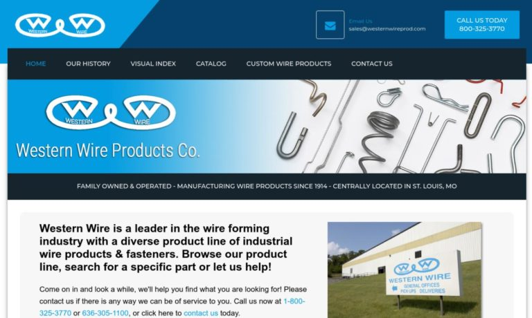 Western Wire Products Co.