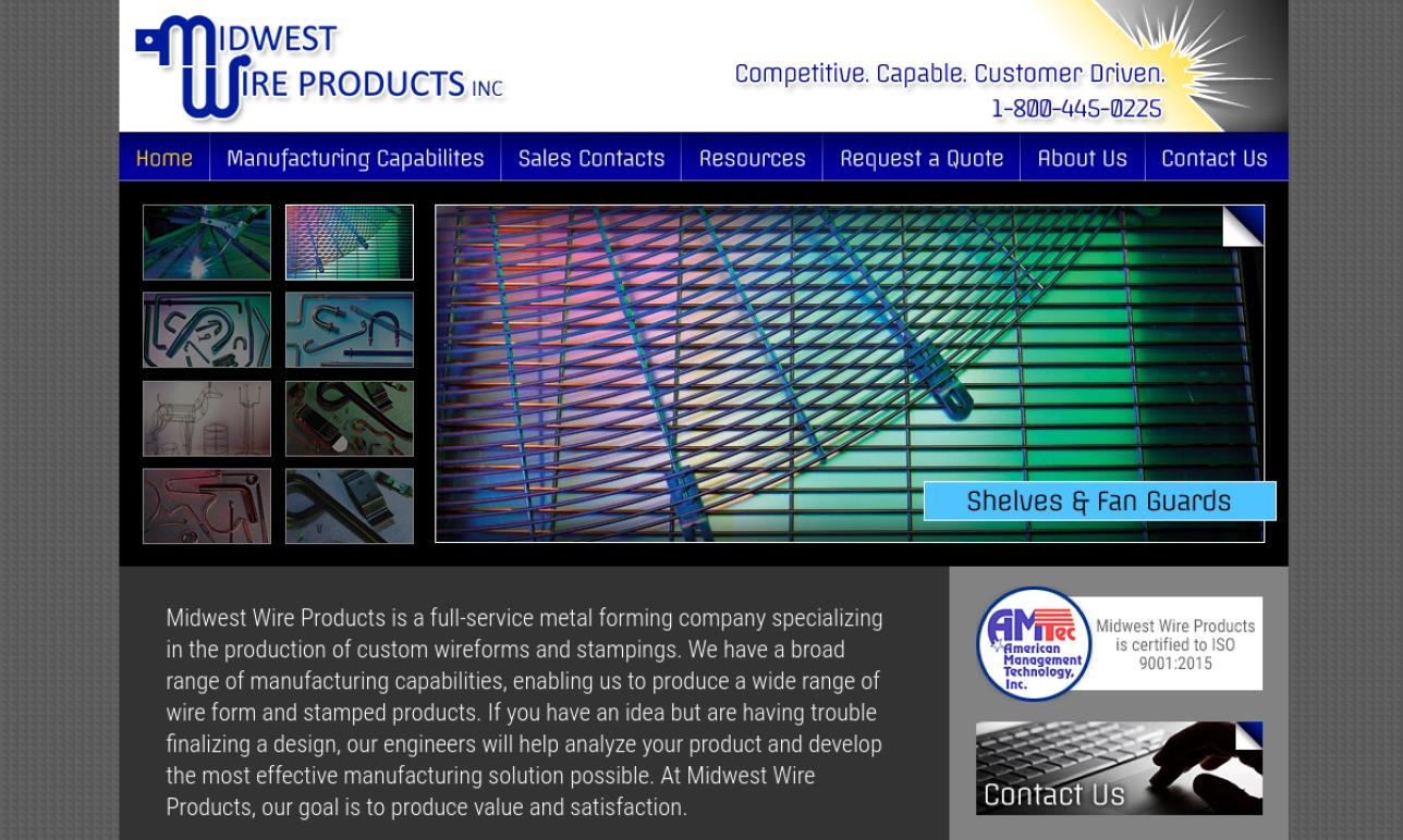 Midwest Wire Products LLC