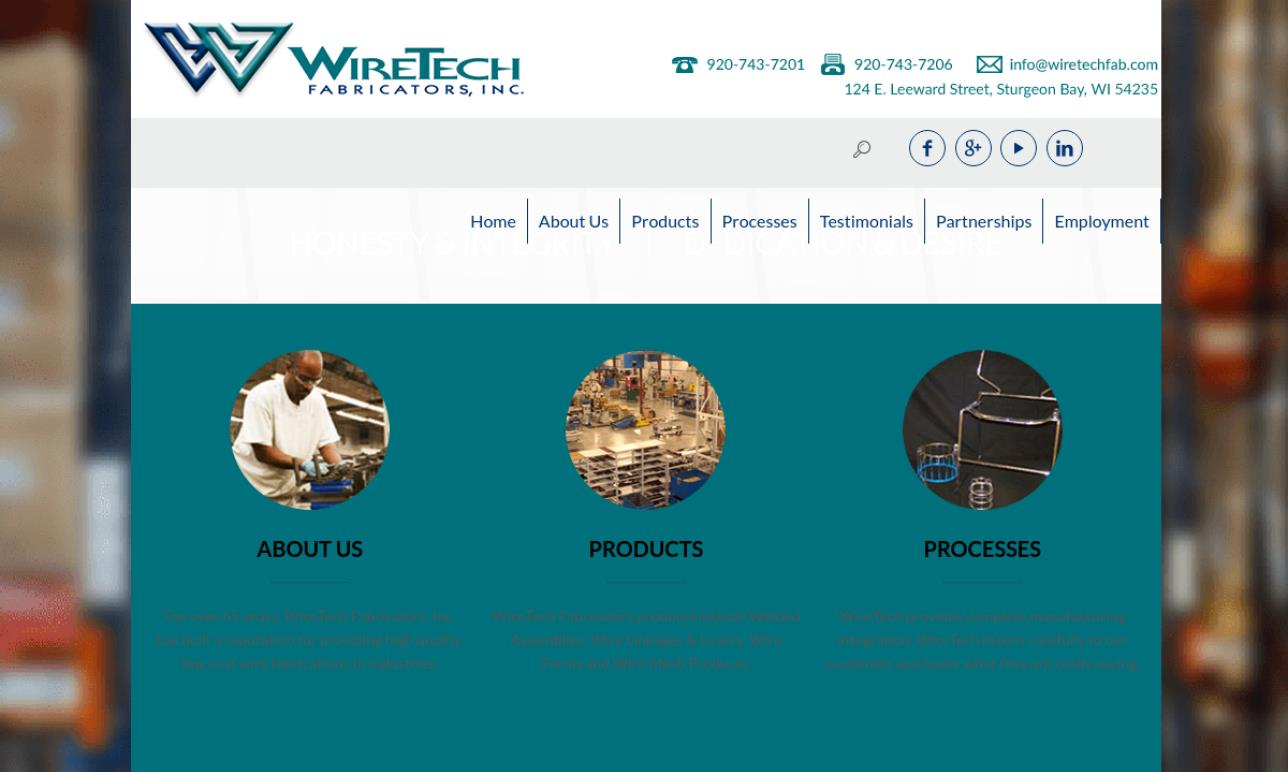 WireTech Fabricators, Inc.