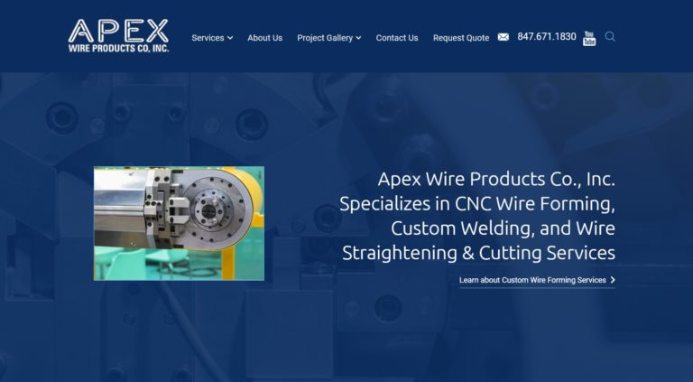 APEX Wire Products Co., Inc.