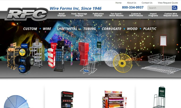 RFC Wireforms, Inc.