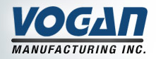 Vogan Manufacturing Inc. Logo