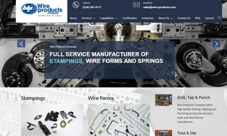 Wire Products Company, Inc
