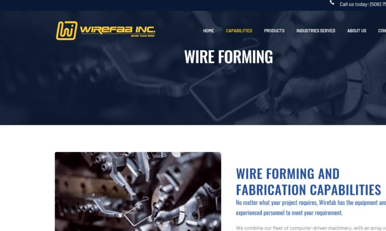 Wirefab, Inc.