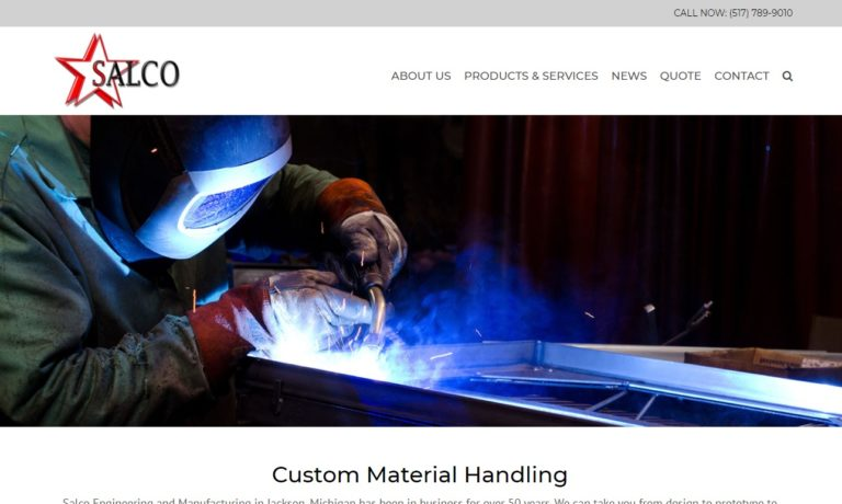 Salco Engineering & Mfg. Inc.